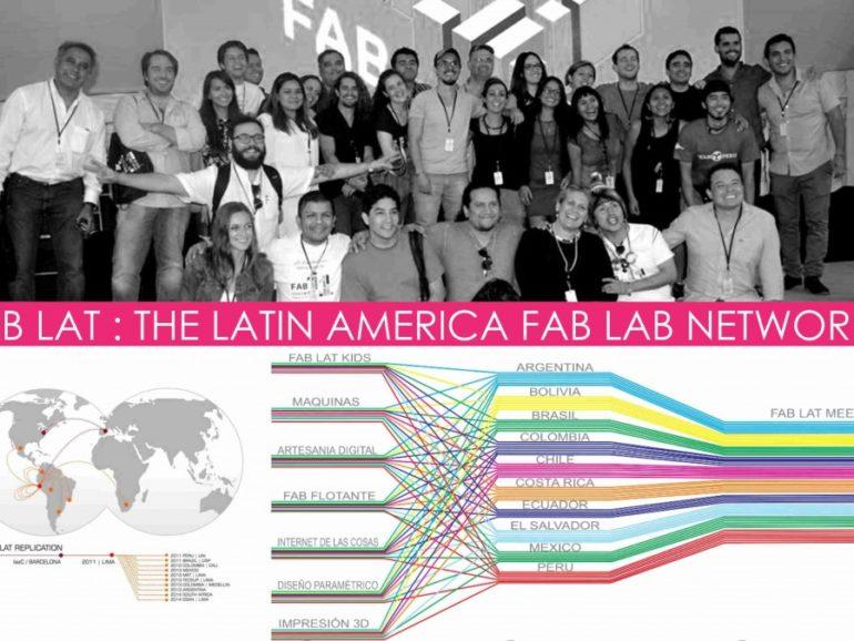 FAB LAT FEST  | Encuentro Latinoamericano de Fab Labs |